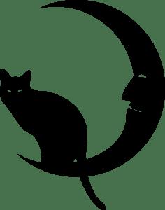 Halloween-CatOnMoon