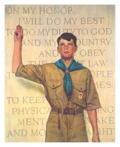 Gay en el boy scout