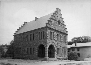 Old_Wolf's_Head_society_hall_built_1884_Yale_College_New_Haven_Connecticut