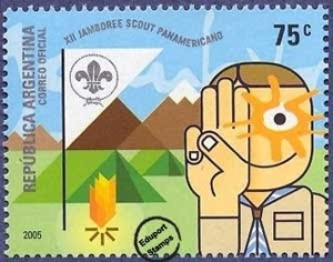 Scouts Argentina 2005