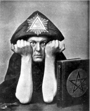 Resultado de imagen para imagenes Aleister Crowley