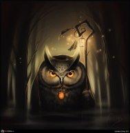 owl_by_gaudibuendia-d66jzil