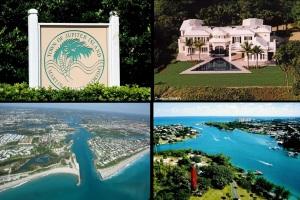 Isla de Júpiter en Florida
